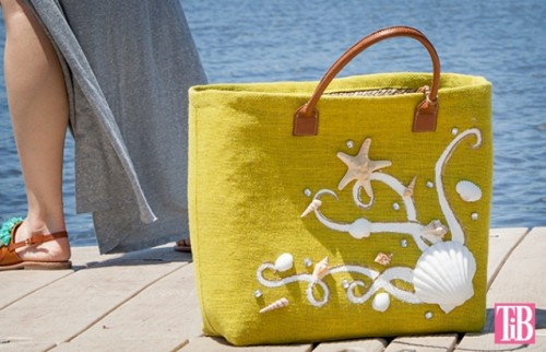 10 Awesome DIY Beach Totes To Make