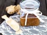 coconut ginger warming scrub