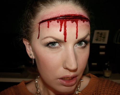 15 Awesome DIY Halloween Makeup Ideas