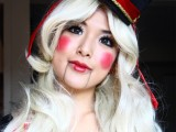 toy soldier makeup