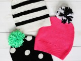 awesome-diy-pompom-hat-from-an-old-sweater-1