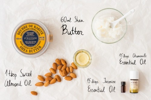 Awesome DIY Shea Butter Hand Cream