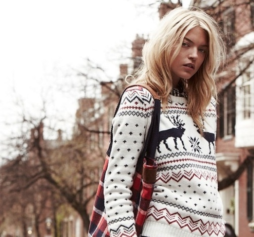 Picture Of awesome holiday sweaters for every girl  11