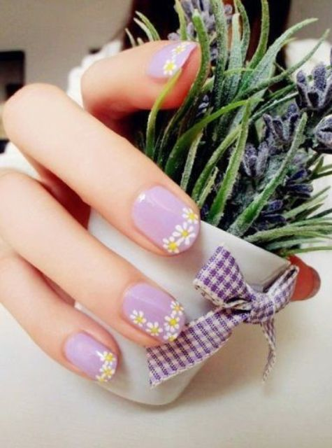 Picture Of awesome spring nails ideas  10