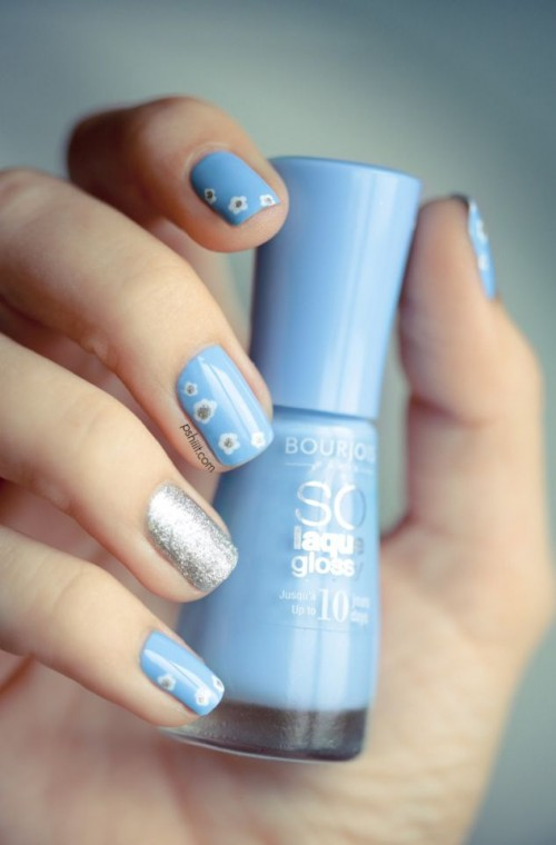33 trendy spring nails ideas to get inspired styleoholic trendy spring nails ideas to get inspired prinsesfo Gallery