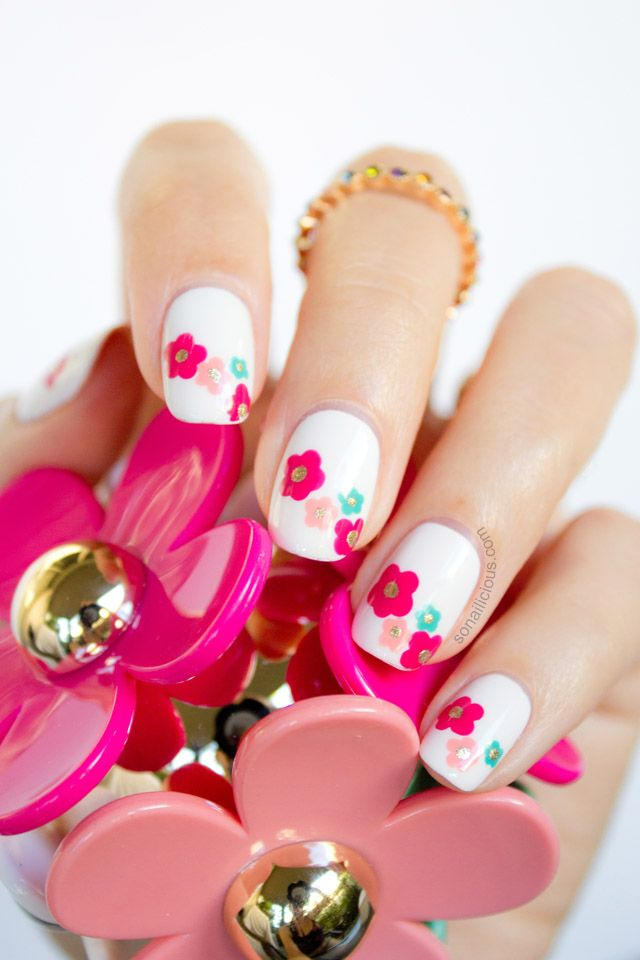Picture Of awesome spring nails ideas  14