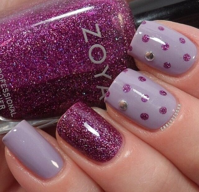 Picture Of awesome spring nails ideas  18