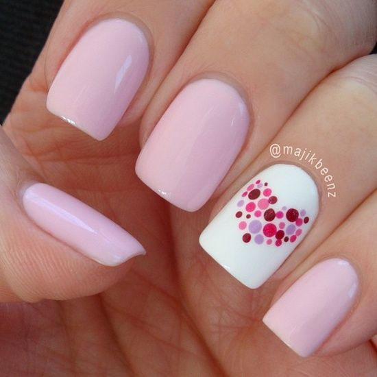 Picture Of awesome spring nails ideas  19