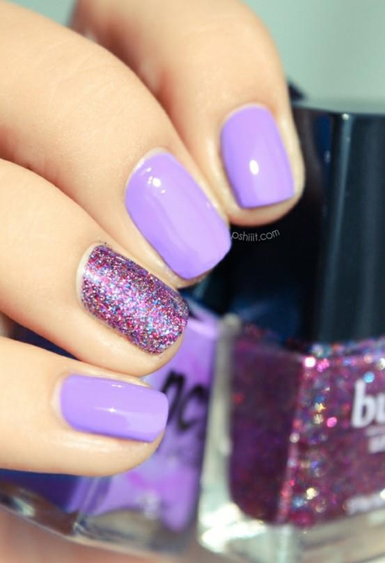 Picture Of awesome spring nails ideas  2