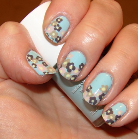 Picture Of awesome spring nails ideas  22