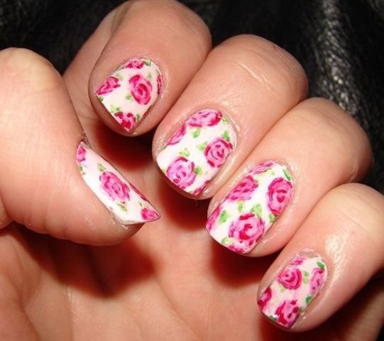 Picture Of awesome spring nails ideas  25