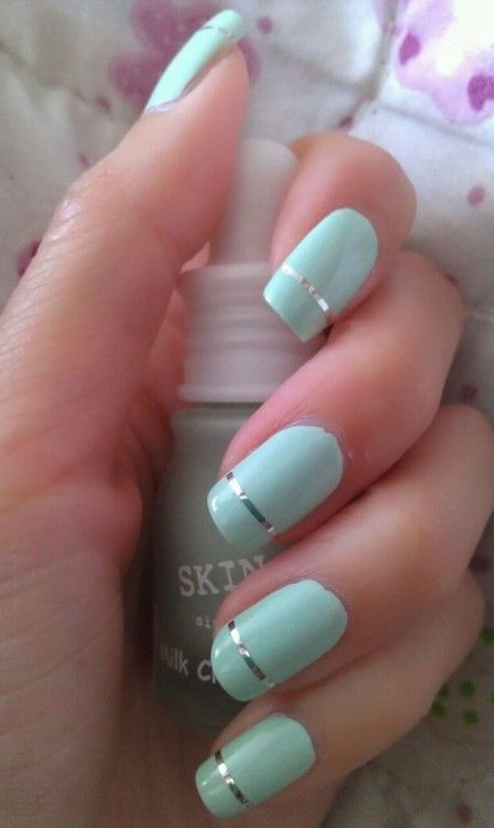 Picture Of awesome spring nails ideas  27