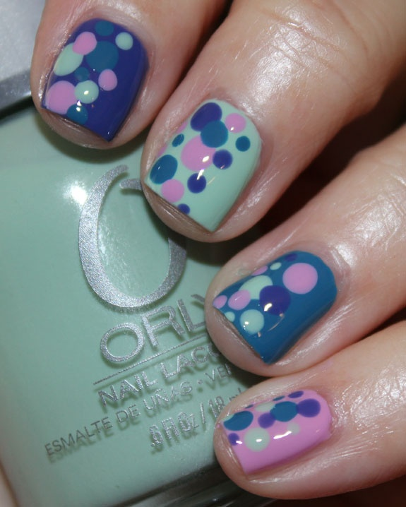 Picture Of awesome spring nails ideas  28