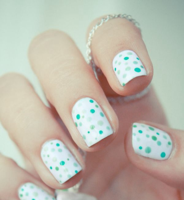 Picture Of awesome spring nails ideas  29