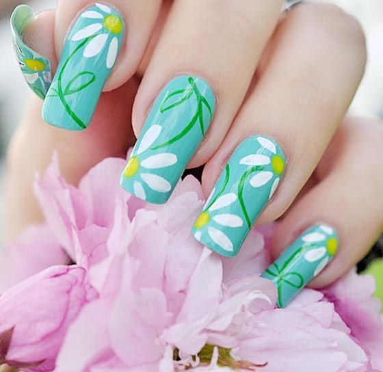 Picture Of awesome spring nails ideas  31