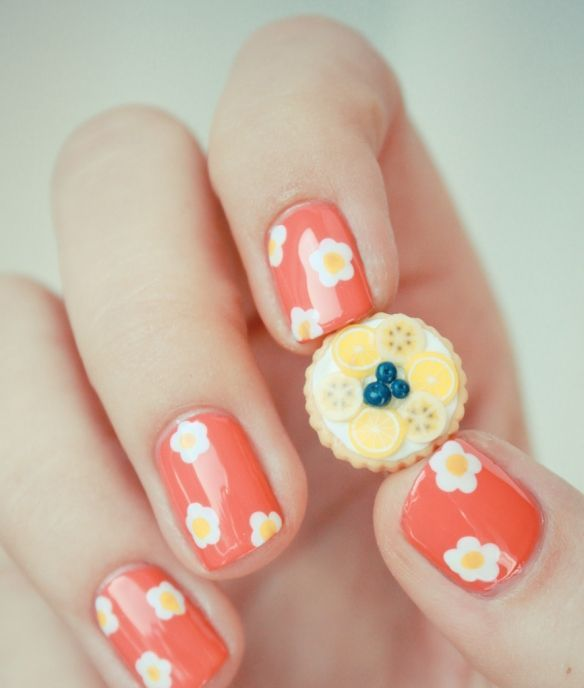 Picture Of awesome spring nails ideas  6