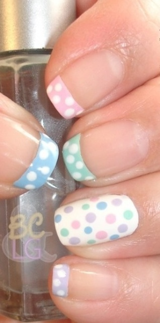Picture Of awesome spring nails ideas  8