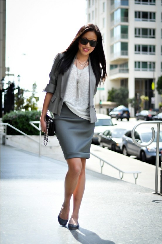 Picture Of awesome spring work outfits for girls  20