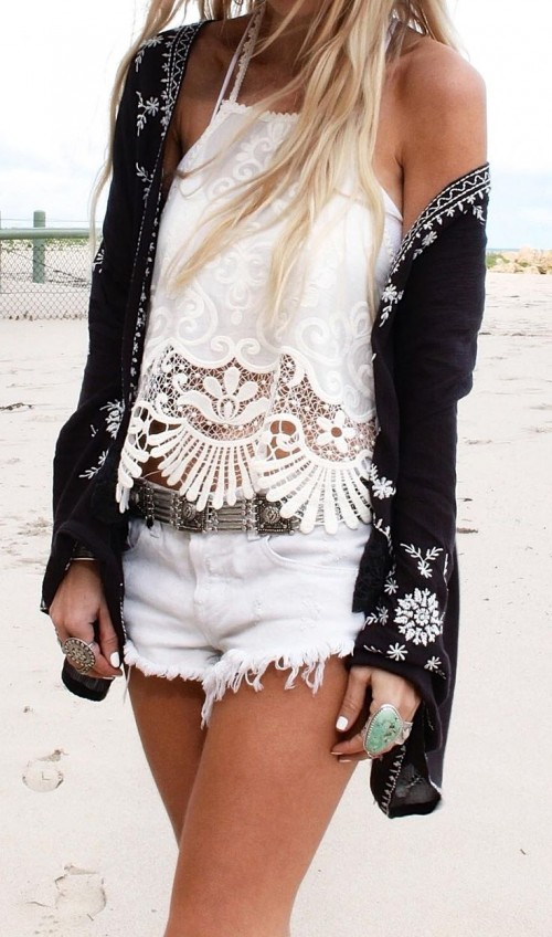 creative boho outfits for summer 9