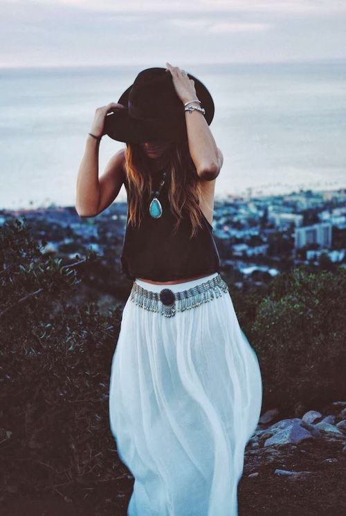 26 Awesome Summer Boho Chic Outfits For Girls Styleoholic