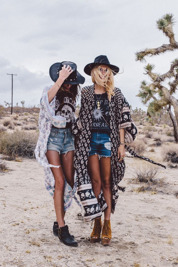 Picture Of Awesome Summer Boho Chic Outfits For Girls 3