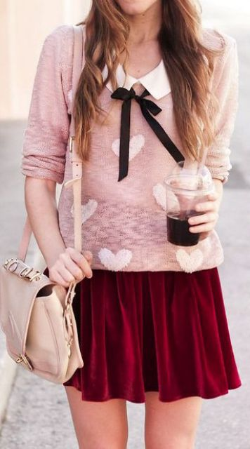 Picture Of awesome valentines date outfits for girls  14