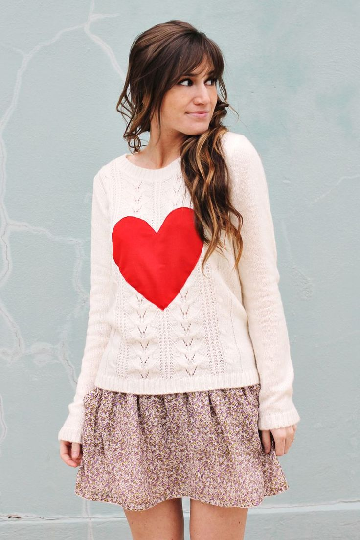 Picture Of awesome valentines date outfits for girls  23