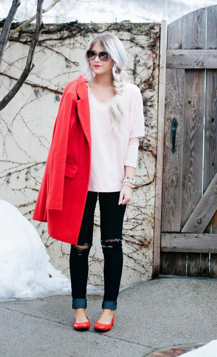 Picture Of awesome valentines date outfits for girls  34