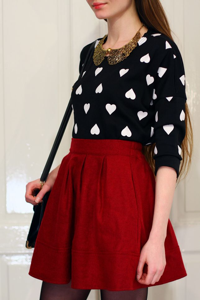Picture Of awesome valentines date outfits for girls  35