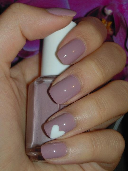 Picture Of awesome valentines day nails ideas  1