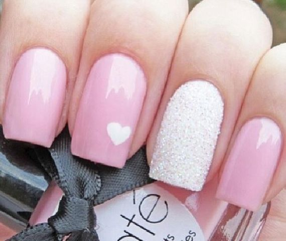 Schön Picture Of Awesome Valentines Day Nails Ideas 10
