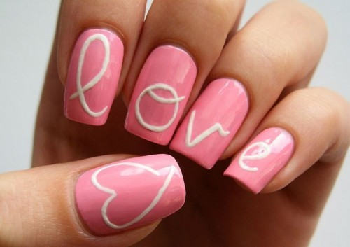 Awesome Valentine's Day Nails Ideas
