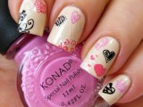 awesome-valentines-day-nails-ideas-28