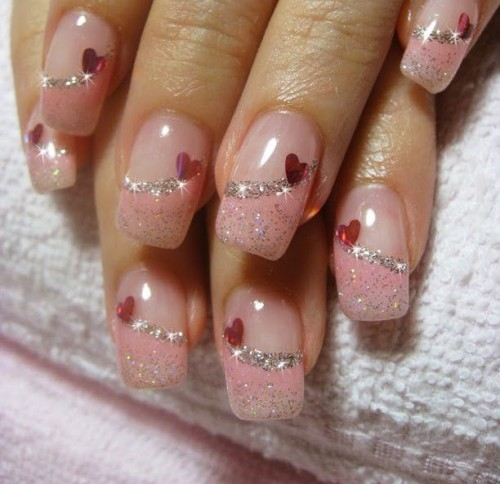 Awesome Valentineu0027s Day Nails Ideas