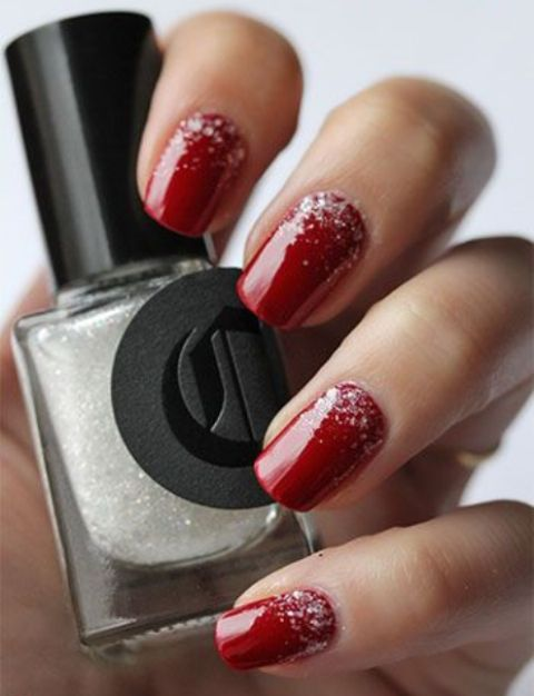 Picture Of awesome winter nail art ideas  1