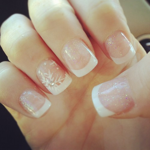 25 Awesome Winter Nail Art Ideas