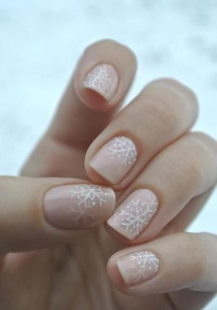 Picture Of awesome winter nail art ideas  16