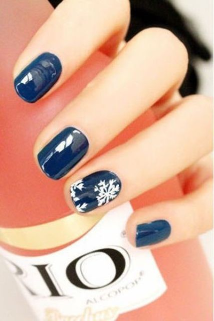 Picture Of awesome winter nail art ideas  18