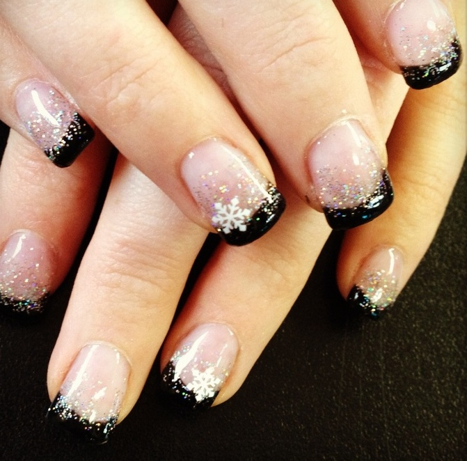 Picture Of awesome winter nail art ideas  21