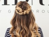 Game Of Thrones inspired braid