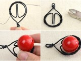beautiful-diy-cherry-pendant-necklace-4