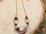 beautiful-diy-faux-agate-polymer-clay-necklace-2