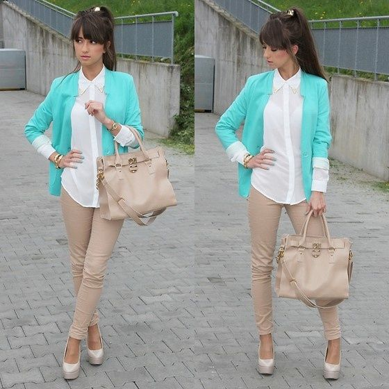 Picture Of beautiful turquoise and teal outfits for girls  13