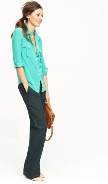 Picture Of beautiful turquoise and teal outfits for girls  22