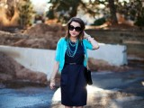beautiful-turquoise-and-teal-outfits-for-girls-7