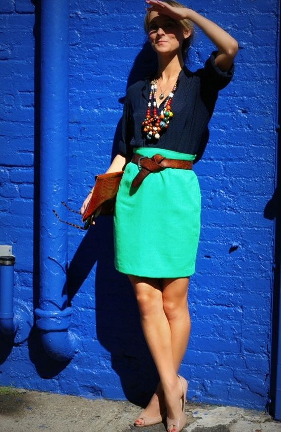 Picture Of beautiful turquoise and teal outfits for girls  8