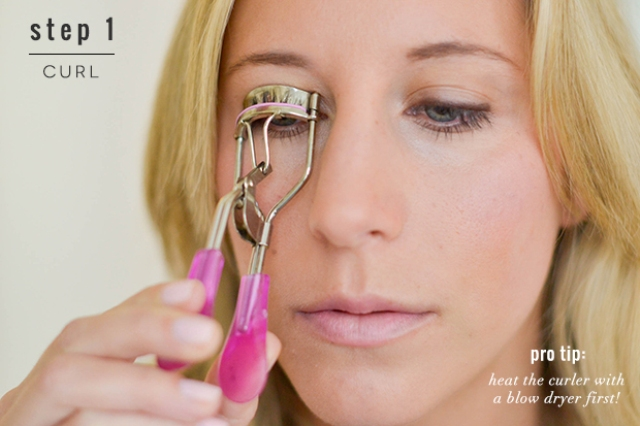 Picture Of beauty diy how to get perfect lashes  2