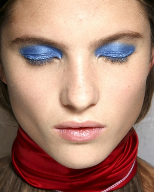 Picture Of beauty trend report makeup trends from ss 2014 new your fashion week  11