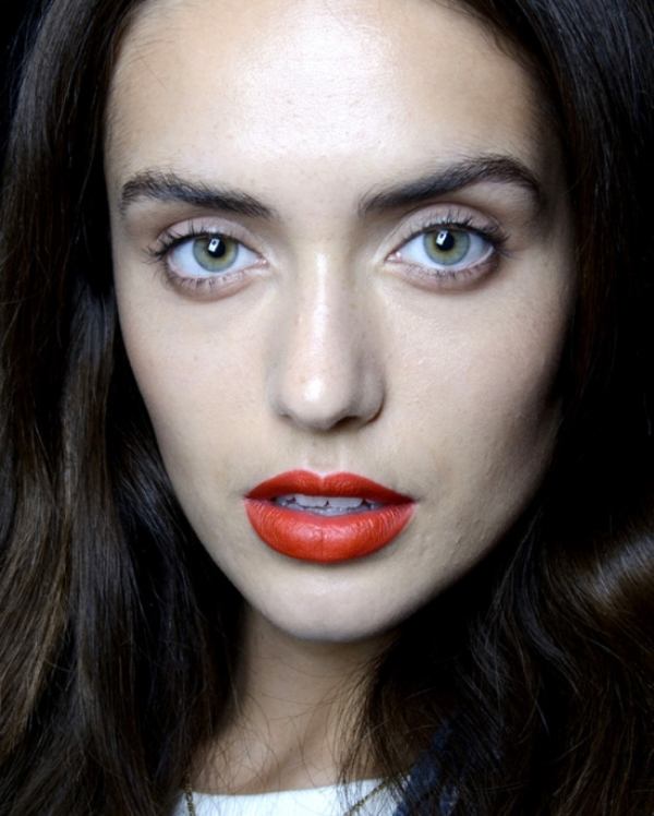Picture Of beauty trend report makeup trends from ss 2014 new your fashion week  13