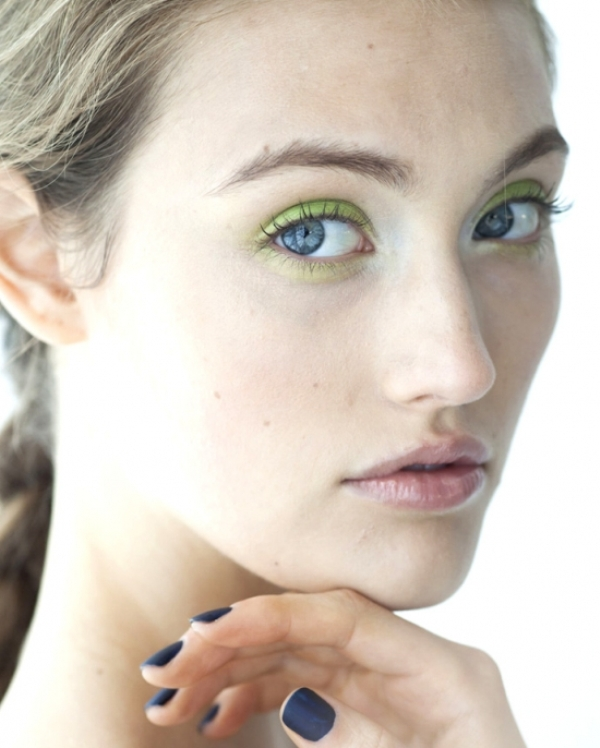 Picture Of beauty trend report makeup trends from ss 2014 new your fashion week  4